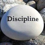 trading stocks discipline
