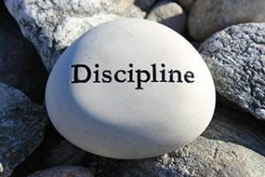 trading stocks discipline