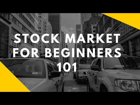 Stock Market 101: The Basics Explained